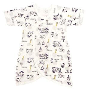 ベビーザらス限定 MOOMIN 新生児肌着5点セット ムーミンファミリー(ホワイト×50-60cm)|toysrus-babierus|03