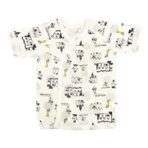 ベビーザらス限定 MOOMIN 新生児肌着5点セット ムーミンファミリー(ホワイト×50-60cm)|toysrus-babierus|05