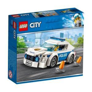 レゴ シティ 60239 ポリスパトロールカー