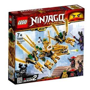レゴ ニンジャゴー 70666 ゴールデン・ドラゴン
