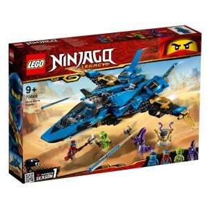 【オンライン限定価格】レゴ ニンジャゴー 70668 ジェイのイナズマファイター