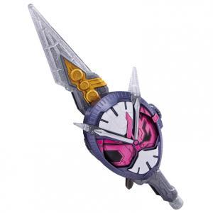 ジオウの顔型パーツがついたジオウの最強武器!分割してジカンギレードと合体することで巨大な剣にパワーア...