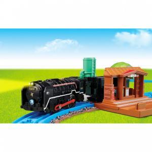 プラレール レールでアクション!なるぞ!ひかるぞ!C62蒸気機関車セット(通常版)|toysrus-babierus|03