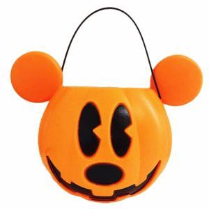【ハロウィン】トイザらスオリジナル ディズニー カボチャバケツ(ミッキーオレンジ) 19cm toysrus-babierus