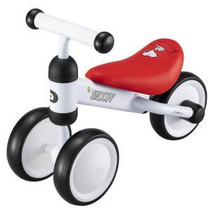 1歳からのチャレンジバイク「D-bike mini」 のラインアップに、スヌーピーが仲間入り!スヌー...