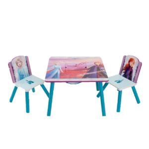 トイザらス限定  テーブル&チェアセット アナと雪の女王2