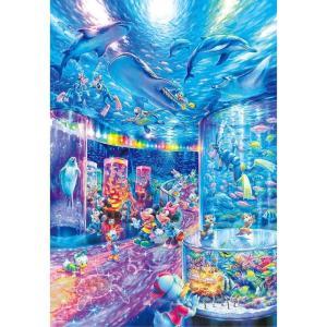 ディズニー 1000ピース ジグソーパズル ナイトアクアリウム|toysrus-babierus