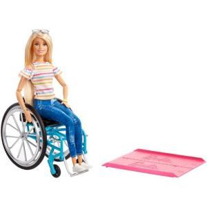 美の多様性や個性の大切さを伝える「バービーファッショニスタシリーズ」から世界中で話題になった車椅子の...