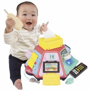 1歳のいたずらは、脳が育つ原動力。本物そっくりの遊び心地&満足感は「やりたい放題」だけ!やりたい放題...