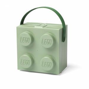 レゴ ハンドキャリーボックス4 ハンドル サンドグリーン【レゴ 収納】【オンライン限定】|toysrus-babierus