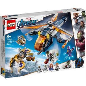 レゴ スーパー・ヒーローズ  76144 アベンジャーズ ハルクのヘリコプターレスキュー【送料無料】