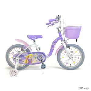トイザらス限定 16インチ 子供用自転車 ラプンツェル|toysrus-babierus