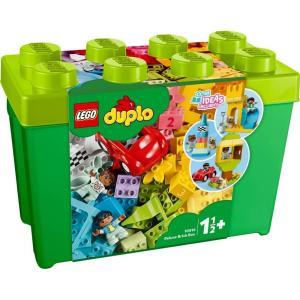 【オンライン限定価格】レゴ デュプロ 10914 デュプロのコンテナ スーパーデラックス