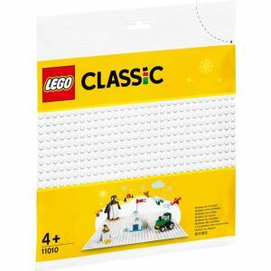 【オンライン限定価格】レゴ クラシック 11010 基礎板(白)|toysrus-babierus