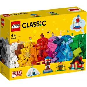 レゴ クラシック 11008 アイデアパーツ <お家セット>|toysrus-babierus
