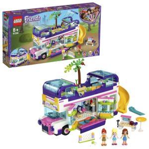 レゴ フレンズ 41395 フレンズのうきうきハッピー・バス【送料無料】|toysrus-babierus