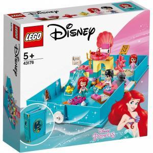 レゴ ディズニープリンセス 43176 アリエルのプリンセスブック