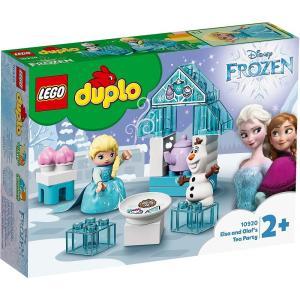 レゴ デュプロ 10920 アナと雪の女王 エルサとオラフのティーパーティー