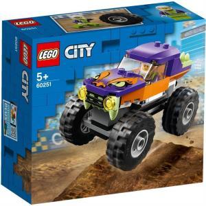 レゴ シティ 60251 パワフル モンスタートラック