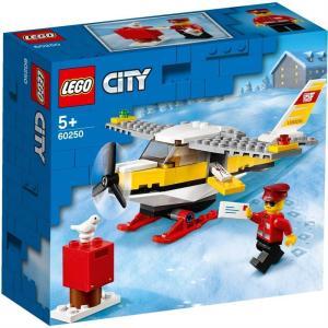 レゴ シティ 60250 郵便飛行機