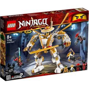 レゴ ニンジャゴー 71702 黄金ロボ