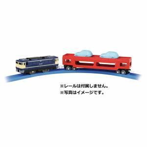 プラレール S-34 自動車運搬列車|toysrus-babierus