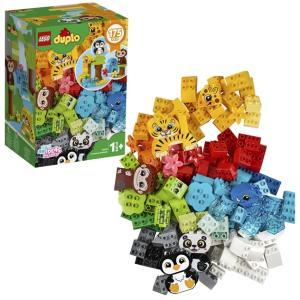 トイザらス限定 レゴ デュプロ 10934 デュプロのいろいろアイデアボックス <どうぶつ>【送料無...