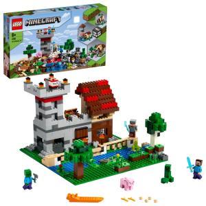 【オンライン限定価格】レゴ マインクラフト 21161 クラフトボックス 3.0【送料無料】|toysrus-babierus