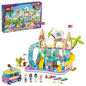 レゴ フレンズ 41430 フレンズのわくわくサマーウォーターパーク【送料無料】|toysrus-babierus