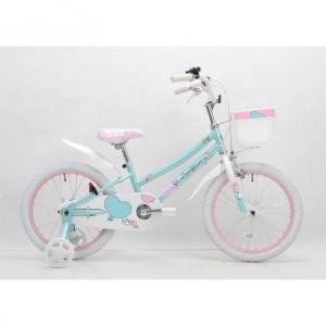 トイザらス限定 18インチ 子供用自転車 KENT ガールズラブ|toysrus-babierus