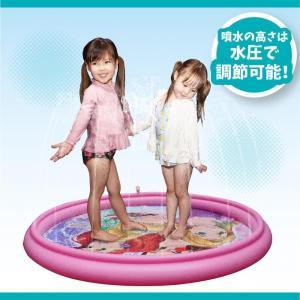 トイザらス限定 ディズニープリンセス 噴水シャワーマット|toysrus-babierus