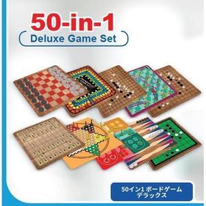 トイザらス プレイポップ 50イン1ボードゲーム デラックス|toysrus-babierus