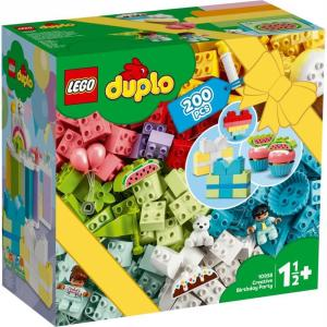 レゴ デュプロ 10958 デュプロのアイデアいっぱい バースデーパーティー【送料無料】 toysrus-babierus