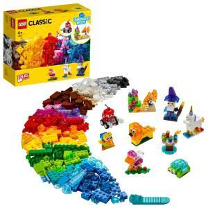 レゴ クラシック 11013 アイデアパーツ<透明パーツ入り>|toysrus-babierus