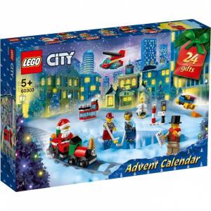レゴ シティ 60303 レゴ(R)シティ アドベントカレンダー toysrus-babierus