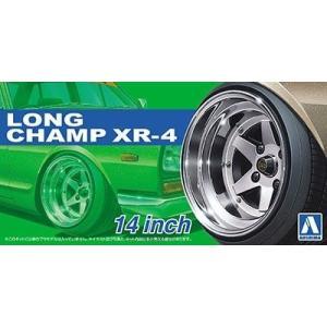 プラモデル 1/24 ザ・チューンドパーツ No.018 ロンシャン XR-4 14インチ