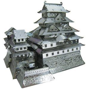 メタリック ナノパズル 姫路城 T-MN-049 クロネコD...