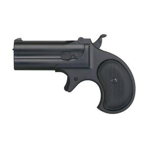 レミントン社が製造した手の平サイズでポケットにも収まる小型拳銃です。 映画やアニメなどで多く使用され...
