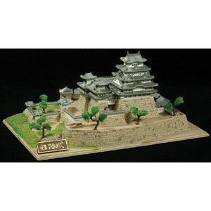 日本の名城 ジョイジョイコレクション 姫路城 プラモデル 童...