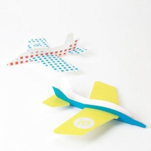 3D立体パズル ブーメランヒコーキ ルーパー 2機入り メール便送料無料|toystadium-jigsaw