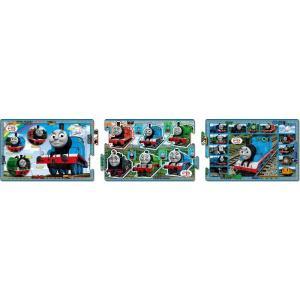 パノラマパズル ステップ2 すくすく脳 4才から  トーマスとあそぼう 24-102 toystadium-jigsaw