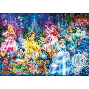 ジグソーパズル ディズニー 300ピース プリンセス ブリリアント ドリーム D-300-248|toystadium-jigsaw