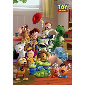 ディズニー ステンドアートジグソーパズル ぎゅっと500ピース トイ・ストーリー 新しいともだちへ DSG-500-432|toystadium-jigsaw