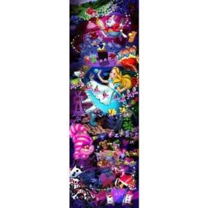 ディズニー ジグソーパズル ぎゅっと456ピース アリスインワンダーランド DG-456-715|toystadium-jigsaw