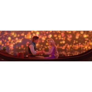 ディズニー 光るジグソーパズル ぎゅっと456ピース 塔の上のラプンツェル 灯りにつつまれて DG-456-718|toystadium-jigsaw