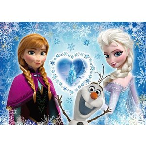 ディズニー 写真が飾れるジグソー 200ピース アナと雪の女王 真実の愛のメモリー D-200-899|toystadium-jigsaw