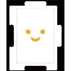 ジグソーパズル用パネルフレーム 150ピース TSUNAGARU+ スースータブレット ホワイト 150-09F ラッピング不可|toystadium-jigsaw