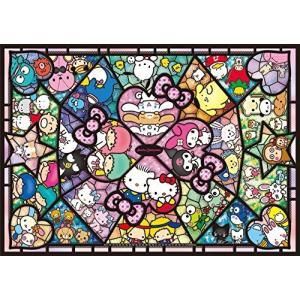 ジグゾーパズル 208ピース アートクリスタルジグソー サンリオ サンリオキャラクターズ 208-AC16|toystadium-jigsaw