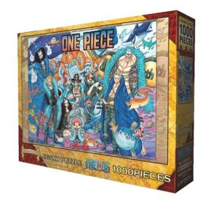 ジグソーパズル 1000ピース ONE PIECE 20th ANNIVERSARY 50x75cm 1000-574|toystadium-jigsaw