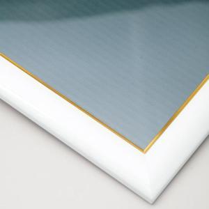 ジグソーパズル用パネルフレーム ラッセンパズル専用木製パネル 18.2×51.5cm パネルNo.3-P パールホワイト 63-271 ラッピング不可 toystadium-jigsaw